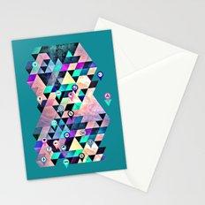PYYNTX ºF INTYRYXT  Stationery Cards