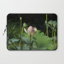 In Delicate Pinks Laptop Sleeve