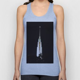 Coral Ridge Church Steeple Unisex Tank Top