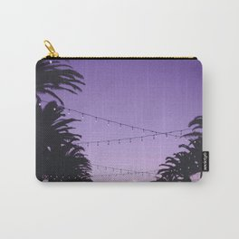Tropical Summer Night Carry-All Pouch