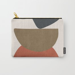 Abstract Balancing Stones Carry-All Pouch