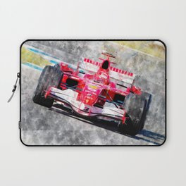 Michael Schumacher 2006 Laptop Sleeve