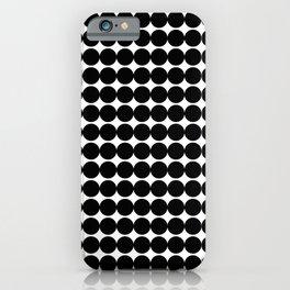 DOTS x DOTS_001 iPhone Case