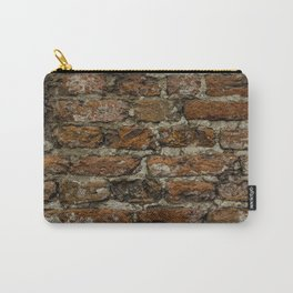 Bricks in the wall Carry-All Pouch