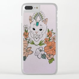 Please Let This Be It Clear iPhone Case