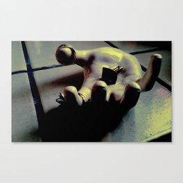 Hand Study #3G543D-BETA Canvas Print