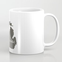 Michigan is Home Coffee Mug