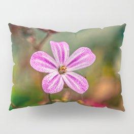 Geranium Robertianum Pillow Sham