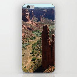 Spider Rock - Amazing Rockformation iPhone Skin