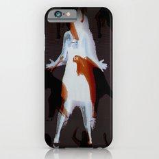 Orange dancer iPhone 6s Slim Case