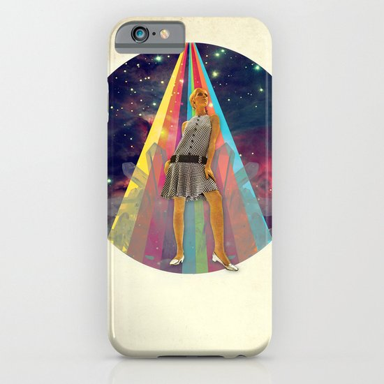 Center of Attention iPhone & iPod Case