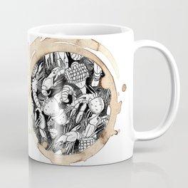 Coffee Stained Crawfish Boil-Louisiana Series Coffee Mug