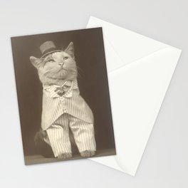 Bespoke cat Stationery Cards