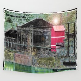 Snoqualmie Wall Tapestry
