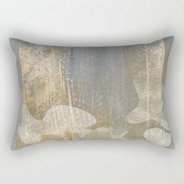 Raw Rectangular Pillow