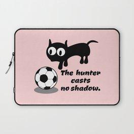 Cat Football Laptop Sleeve