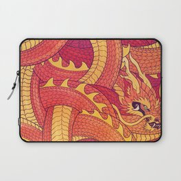 Coiled Dragon Laptop Sleeve