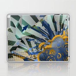 Vector Cubism Laptop & iPad Skin