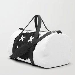 Confused Smile Duffle Bag