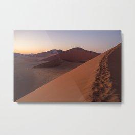 Dune 45 at Sunrise Metal Print
