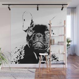Französische Bulldogge Wall Mural