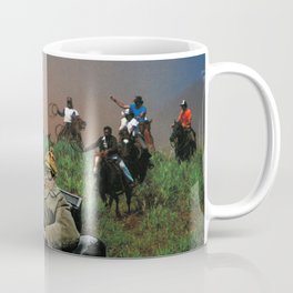 Sidecars & Cowboys Coffee Mug