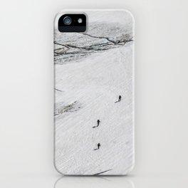 Patagonia Landforms  iPhone Case