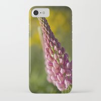 montana iPhone & iPod Cases featuring Montana Wildflower by Lori Anne Photography
