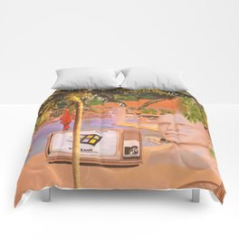 ΔSTRΔL ISLΔND Comforters