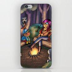 Amour iPhone & iPod Skin