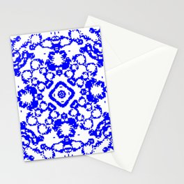 CA Fantasy Blue series #9 Stationery Cards