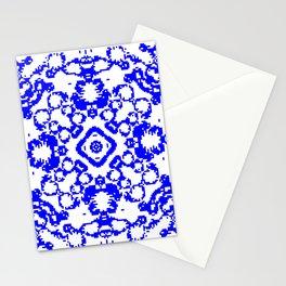 CA Fantasy Blue series #9 Stationery Cards