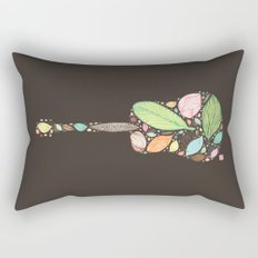 Let your Guitar Sing B-Side Rectangular Pillow