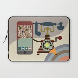 Telecom Chic Laptop Sleeve