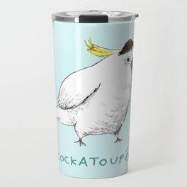 Cockatoupée Travel Mug