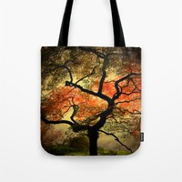 japanese Tote Bags featuring Japanese by Philippe Sainte-Laudy