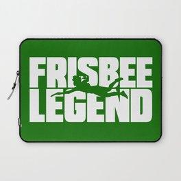 Frisbee Legend Laptop Sleeve