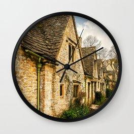Beautiful Bibury Wall Clock