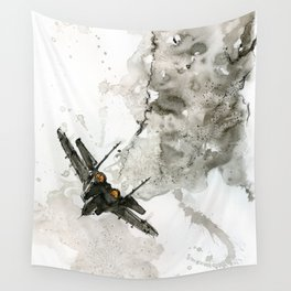 Mig 29 Wall Tapestry