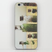 oasis iPhone & iPod Skins featuring Oasis by Shiroshi