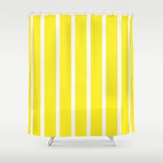 Pillow pattern #striped Shower Curtain