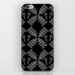 Midnight Garden iPhone Skin