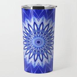 Mandala Recreation Travel Mug