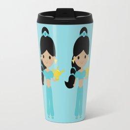 Princess Jasmine Travel Mug