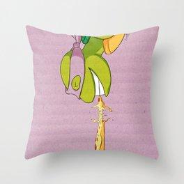 Donatello Throw Pillow