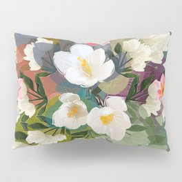 Flower & the Glory Pillow Sham