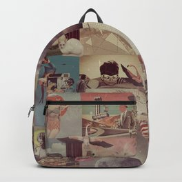 Collage Collage Backpack