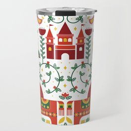 Scandinavian Inspired Fairytale Travel Mug