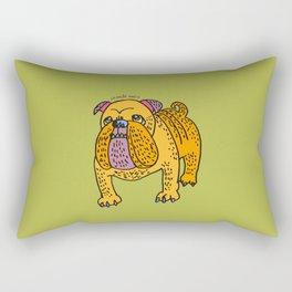 i'm too fat, aren't i? Rectangular Pillow