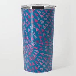 Mosaic Hearts Travel Mug